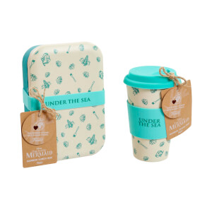 Funko Homeware Disney Under The Sea Bamboo Lunch Box & Mug Set