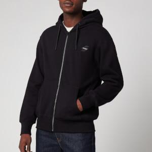 Superdry Men's Sportstyle Zip Hoodie - Black