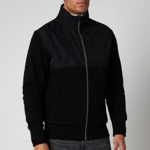 Superdry Men's Sportstyle Black Edition Track Top - Black