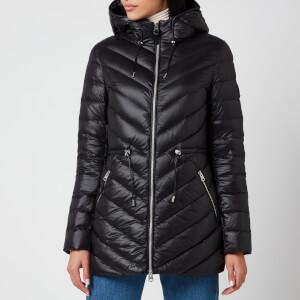 Mackage Women's Tara-Rl Hooded Down Jacket - Black