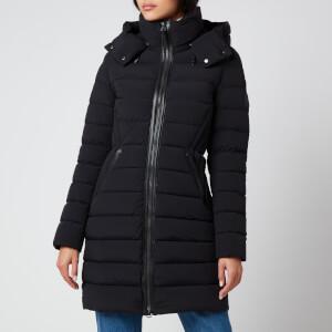 Mackage Women's Farren Light Down Hooded Coat - Black