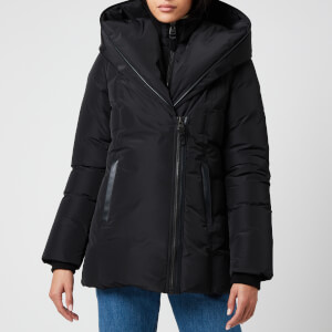 Mackage Women's Adali-Nfr Hooded Down Jacket - Black