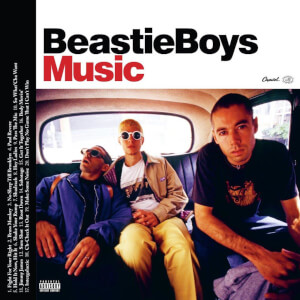 Beastie Boys - Beastie Boys Music 2LP