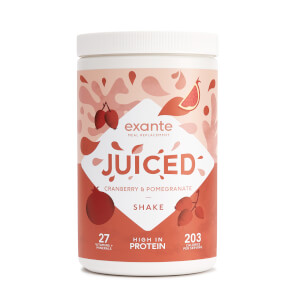 Cranberry & Pomegranate JUICED Meal Replacement Shake 10 Serve Tub