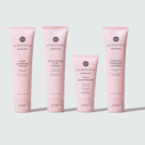 GLOSSYBOX Skincare Blemish Prone Skin Bundle (Worth $104.00)