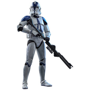 Hot Toys Star Wars The Clone Wars Action Figure 1/6 501st Battalion Clone Trooper 30 cm