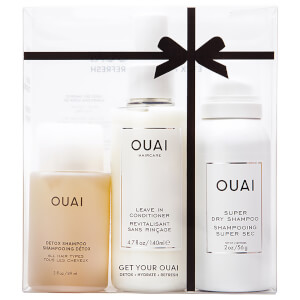 OUAI Get Your OUAI Hair Care Kit