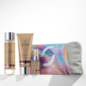 System Professional Luxe Oil Gift Set with Luxe Pouch