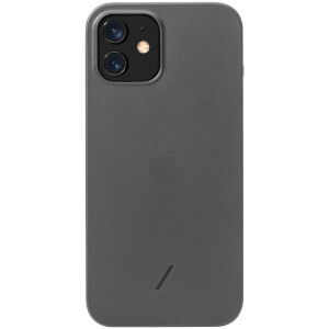 Native Union Clic Air iPhone Case - Smoke