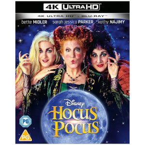 Hocus Pocus - 4K Ultra HD (Includes 2D Blu-ray)