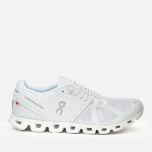 ON Women's Cloud Running Trainers - All White