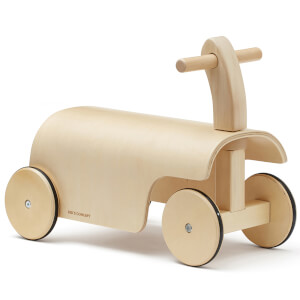 Kids Concept Ride Along Kart - Natural