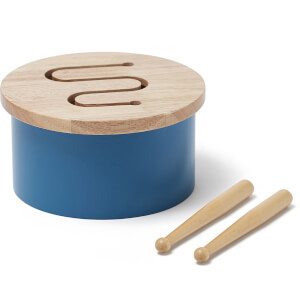 Kids Concept Drum Mini - Blue