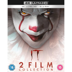 IT 2 Film 4K Ultra HD Collection (Includes 2D Blu-ray)