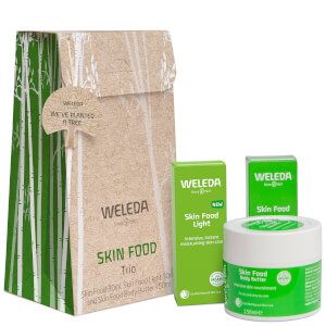 Weleda Skin Food Trio (Worth £34.85)