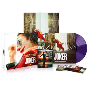 Joker Ultimative Collector's Edition - 4K Ultra HD (Inkl. 2D Blu-ray)