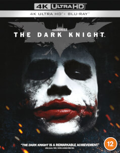 The Dark Knight - 4K Ultra HD (Includes 2D Blu-ray)