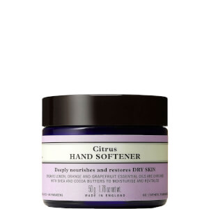 Citrus Hand Softener 50g