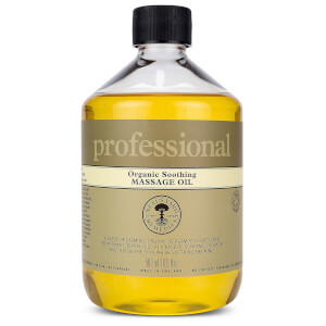 Professional Range Soothing Massage Oil 500ml