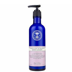 Frankincense and Mandarin Body Lotion 200ml