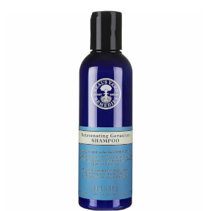 Rejuvenating Geranium Shampoo 200ml