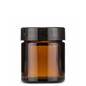 Amber Glass Jar 30g