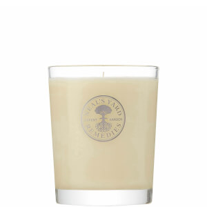 Organic Aromatherapy Candle - Uplifting 190g