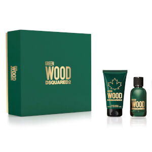 Dsquared2 Green Wood X20 Eau de Toilette 30ml Set