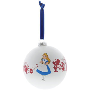 Disney Enchanting Collection - We're All Mad Here (Alice in Wonderland Bauble)