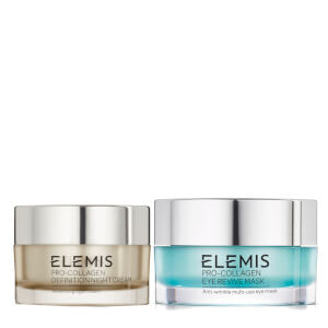 Elemis Definition Night Cream and Eye Revive Mask