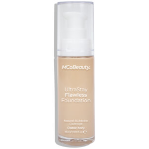 MCoBeauty Ultra Stay Flawless Foundation 35ml (Various Shades)