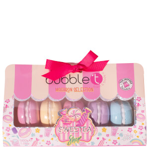 Bubble T Cosmetics Macaron Selection