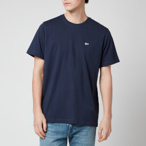 Tommy Jeans Men's Classic Jersey T-Shirt - Twilight Navy