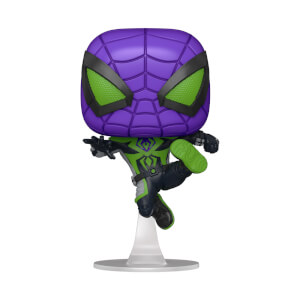 POP Games: Marvel's Spider-Man Miles Morales Miles (Purple Reign) (MT)