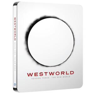 Westworld: Season 3 - Limited Edition Steelbook