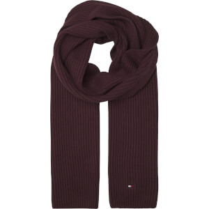 Tommy Jeans Men's Pima Cotton Scarf - Winetasting