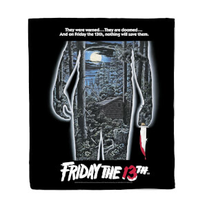 Friday 13th Fleece Blanket