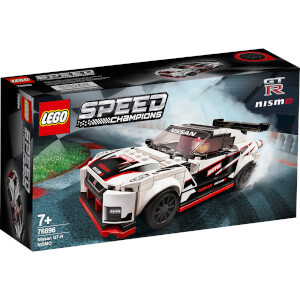 LEGO Speed Champions: Nissan GT-R NISMO Car Set (76896)