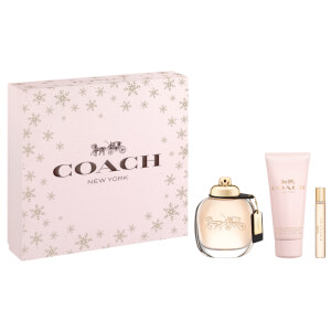 Coach Eau de Parfum and Body Lotion Set (Worth £91.00)