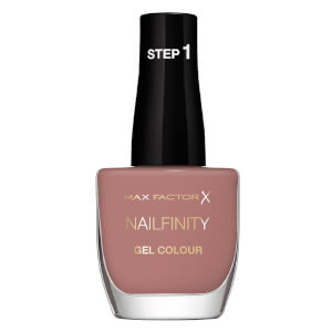 Max Factor Nailfinity X-Press Gel Nail Polish 12ml (Various Shades)