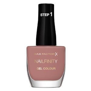 Max Factor Nailfinity X-Press Gel Nail Polish 12ml (Various Shades)