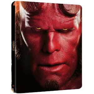 Hellboy 2 - Zavvi Exclusive 4K Ultra HD Steelbook (Includes 2D Blu-ray)