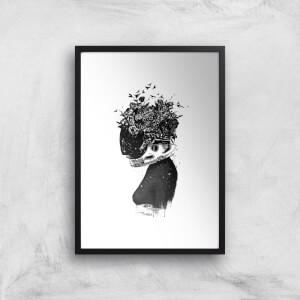 Hybrid Girl Giclee Art Print