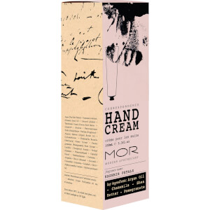 MOR Hand Cream Kashmir Petals 100ml