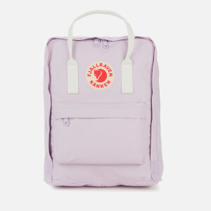 Fjallraven Women's Kanken Backpack - Pastel Lavender/Cool White