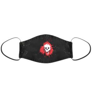 Grimmfest 2020 Skull Logo Face Mask