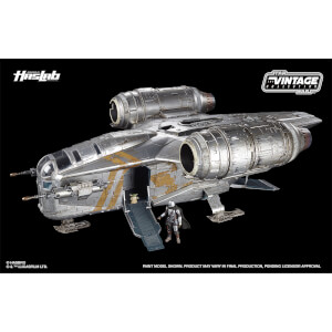 Haslab Razor Crest - Hasbro, Star Wars The Vintage Collection, The Mandalorian Limited Edition Vehicle