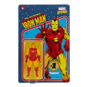 Hasbro Marvel Legends RETRO 3.75-Inch Collection Iron Man & Marvel's Cyclops 2-Pack Action Figure