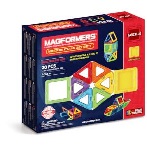 Magformers Window Plus 20