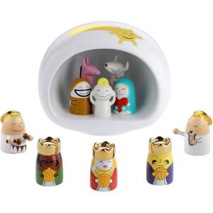 Alessi Presepe Nativity Scene